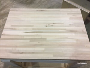 Solid Maple top