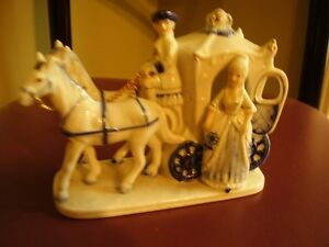Stage Coach Ornament