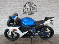 Suzuki GSXR 750 L1 mint bike - standard apart from tail tidy