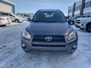 2011 Toyota Rav 4 Sport Leather seats/Sunroof