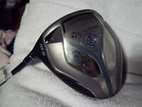 TaylorMade Jetspeed TP Driver 10.5° Stiff Graphite Left Handed