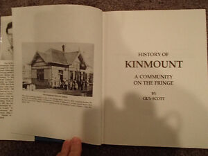 History of KINMOUNT A Community on the Fringe by Guy Scott Sarnia Sarnia Area image 3