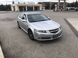 2007 Acura TL Type S Sedan * Well maintained , Drives like new*
