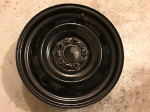 16 inch steel rims (4 of them) for sale