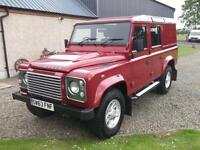 Land Rover 110 Defender 2.2I D Utility DPF XS, Storry 4x4