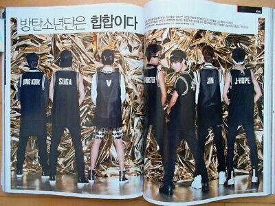 BTS ZE:A/whole magazine/ARENA Korea/October 2013 Tracking