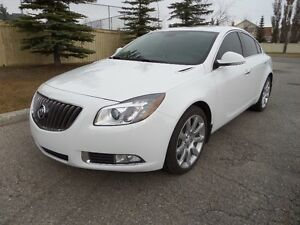 2012 Buick Regal Turbo w/1SR Sedan