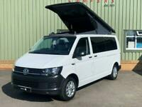 VW T6 LWB T/Gate Venture Discovery 140PS Campervan, New Camper Van Conversion