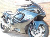SUZUKI GSX1300R HAYABUSA MOTORCYCLE