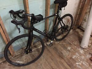 Jamis cross bike xl frame