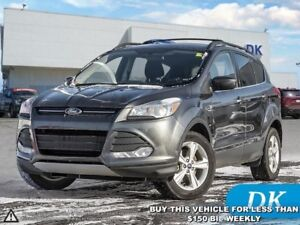 2015 Ford Escape SE  Heated Seats, Back-up Camera, and More!