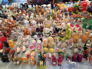 250 pairs of salt and pepper shakers $500 for all, 4 for $15 Kitchener / Waterloo Kitchener Area image 3