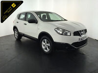 2013 63 NISSAN QASHQAI VISIA 5 DOOR HATCHBACK 1 OWNER SERVICE HISTORY FINANCE PX