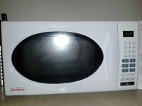 Microwave for sale  (pickup in downtown)