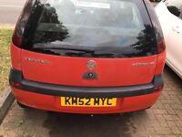 Vauxhall Corsa 1.4 auto 2002/52 spares or repair