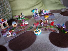 Lego Friends 5 sets