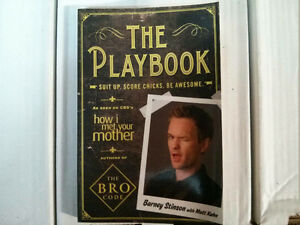 How I Met Your Mother  The Playbook (paperback) $5