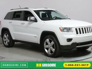 2013 Jeep Grand Cherokee LIMITED 4X4 TOIT CUIR MAGS
