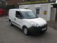 2012 62 VAUXHALL COMBO VAN 1.6 CDTI DIESEL S/S ONE OWNER FULL PRINT OUT SERVICE