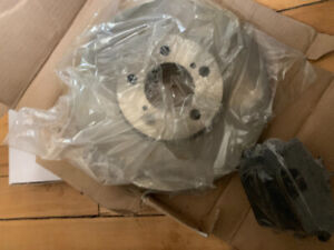 Ford Taurus Rotors and Pads
