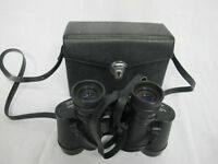 Black Tasco Binoculars Model #308