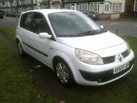 Renault Scenic 1.9dCi ( 120bhp ) 2004MY Expression