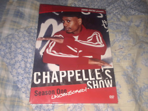 The Chappelle Show Season 1 and 2