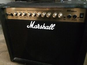 Marshall MG30 DFX - 30 Watt Amp