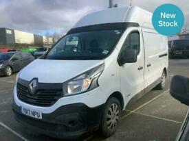 2017 Renault Trafic LH29 ENERGY dCi 125 Business Long Wheelbase L2H2 Maxi Roof V