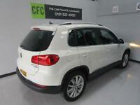 Volkswagen Tiguan 2.0TDI 140 4WD BlueMotion Tech s/s Sport BUY FOR £44 PER WEEK