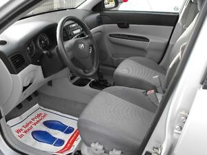 2007 ACCENT GL SEDAN  LOADED  5 SPEED  ONE OWNER-NO ACCIDENTS Windsor Region Ontario image 14