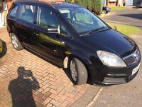 2006 Vauxhall Zafira 1.6 7 seater