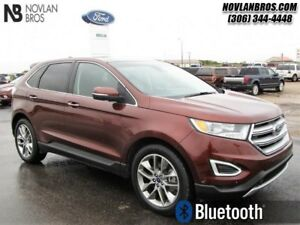 2015 Ford Edge Titanium  - Leather Seats - Power Liftgate