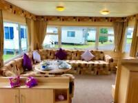 £218 per month for this Double Glazed/heated static caravan 12 months