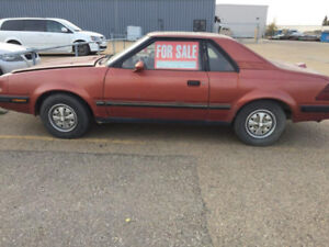 Very rare car! 1983 Ford Exp