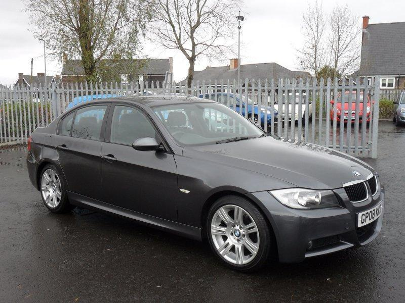 2008 bmw 3 series 2 0 318d m sport 4dr in larkhall south lanarkshire gumtree. Black Bedroom Furniture Sets. Home Design Ideas