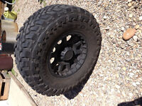 5 Toyo Open Country MT 285 75R 16 Tires w./ Procomp 7032 Wheels