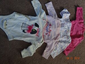0-3 Month Girl Clothing