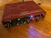 Roland Edirol FA-66 FireWire Audio Interface
