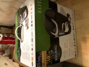 NEW Keurig Elite single cup brewing system