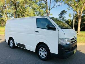 FINANCE FROM $94 PER WEEK* - 2009 TOYOTA HIACE REFRIGERATED VAN