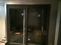2 x Munro Acoustics Recording Studio Booth Sliding Doors