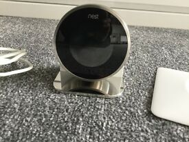 Nest 2nd Gen Thermostat and Stand