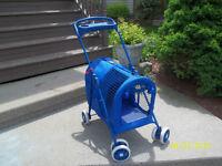 Petcetera 5th Avenue Luxury Pet Stroller