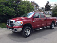 2007 Dodge Ram 3500 Diesel Long Box - local purchasers only