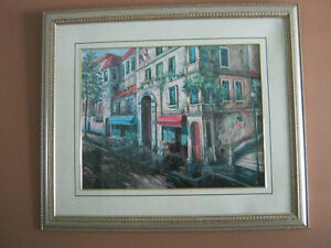 *****BEAUTIFUL, QUALITY FRAMED  PICTURE - GREAT DEAL***** Stratford Kitchener Area image 2