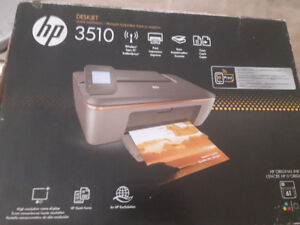 HP 3510 Deskjet Printer and All in one
