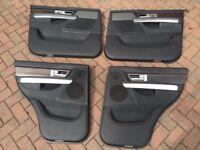 Range Rover Sport set of 4 door cards 2010-2013