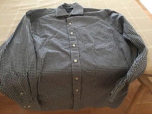 Men's Tommy Hilfiger button down shirt