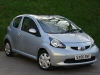 2006 06 Toyota AYGO 1.0 ( 67bhp ) MMT AYGO+ AUTOMATIC